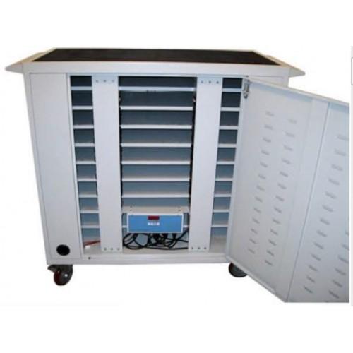 Mueble tipo carro de carga para portátiles HP