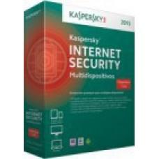 Kaspersky Internet Security MD 2015 10 USER 1 YEAR