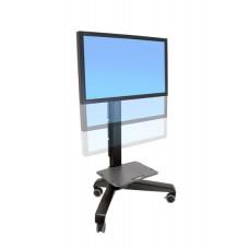 Centro multimedia móvil Neo-Flex® VHD pedestal de piso con ruedas