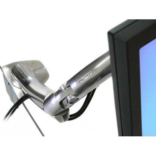 Soporte mx ergotron de escritorio mesa para monitor o for Soporte monitor mesa