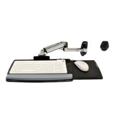 Soporte de pared para teclado y mouse articulado lx