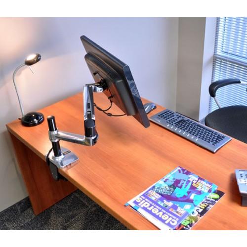 Soporte tipo Brazo para monitores de escritorio