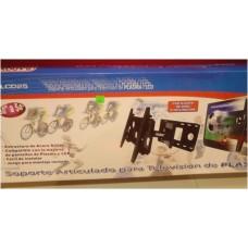 "Soporte para pantalla TV plasma hasta 54"" LCD LED GENSP-LCD25"